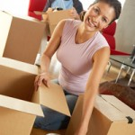 Packing boxes for self storage