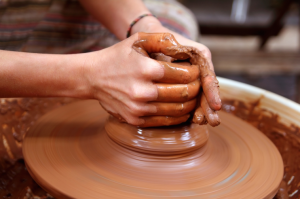 pottery wheel home craft business