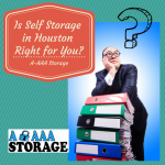 Self Storage in Houston