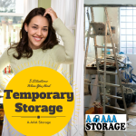 temporary storage houston