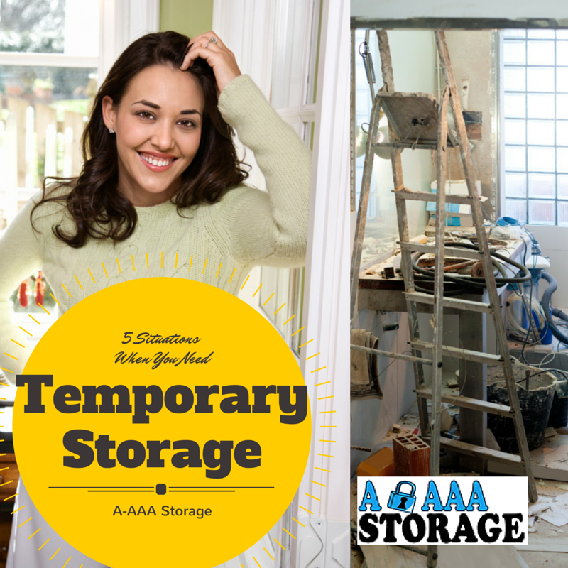 Aaa Apartment Staffing: 5 Situations When You Need Temporary Storage