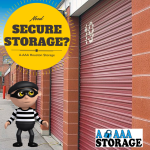 secure storage houston