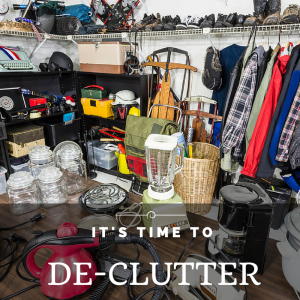 storage for clutter