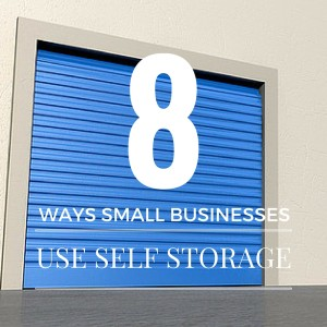 Make A AAA Houston Storage Part Of Your Success Team!